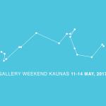 gallery weekend Kaunas