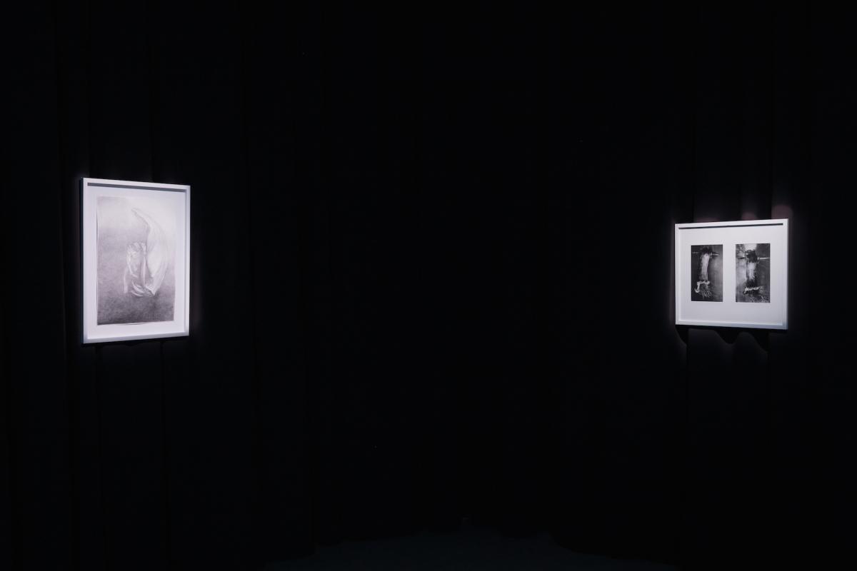 Kūnas ir tamsa_13_Galerija Vartai_ekspozicijos vaizdas