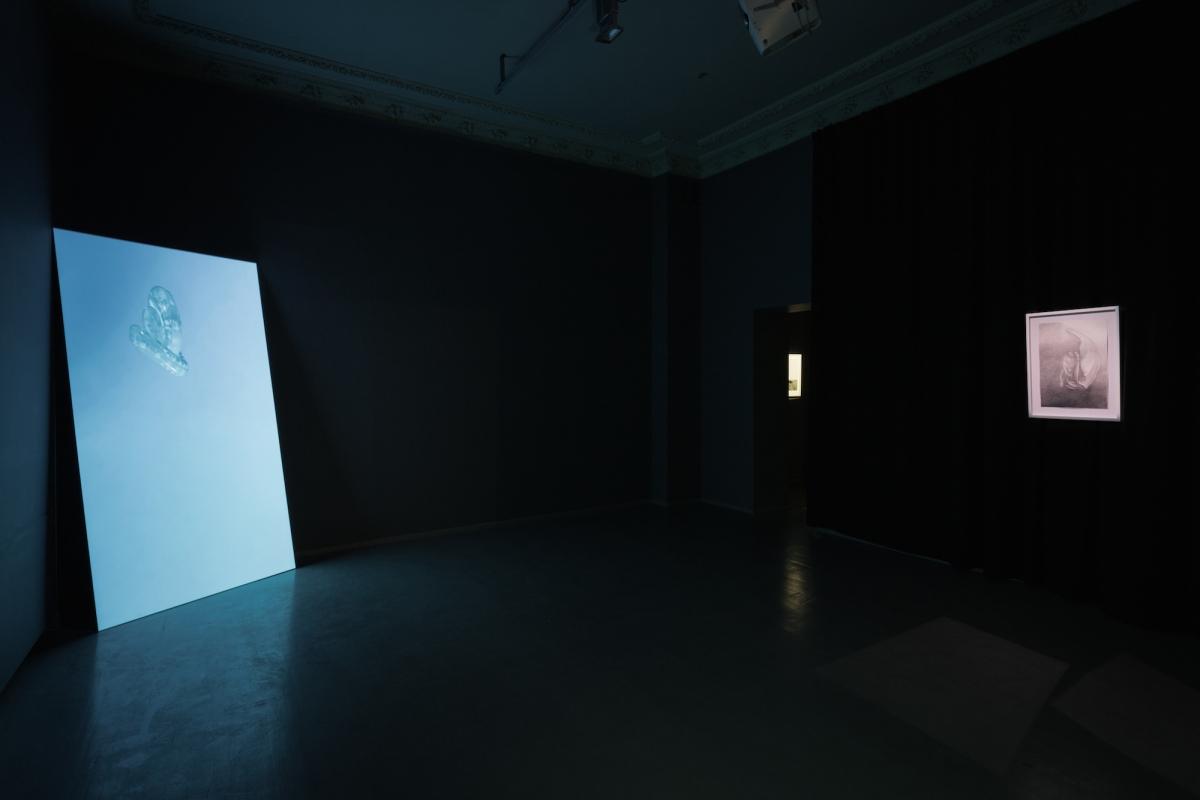 Kūnas ir tamsa_9_Galerija Vartai_ekspozicijos vaizdas
