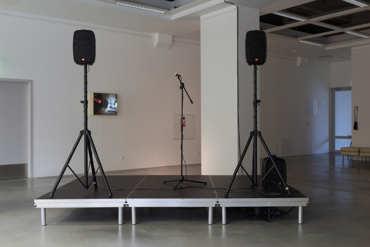 Rytis Urbanskas, open mic