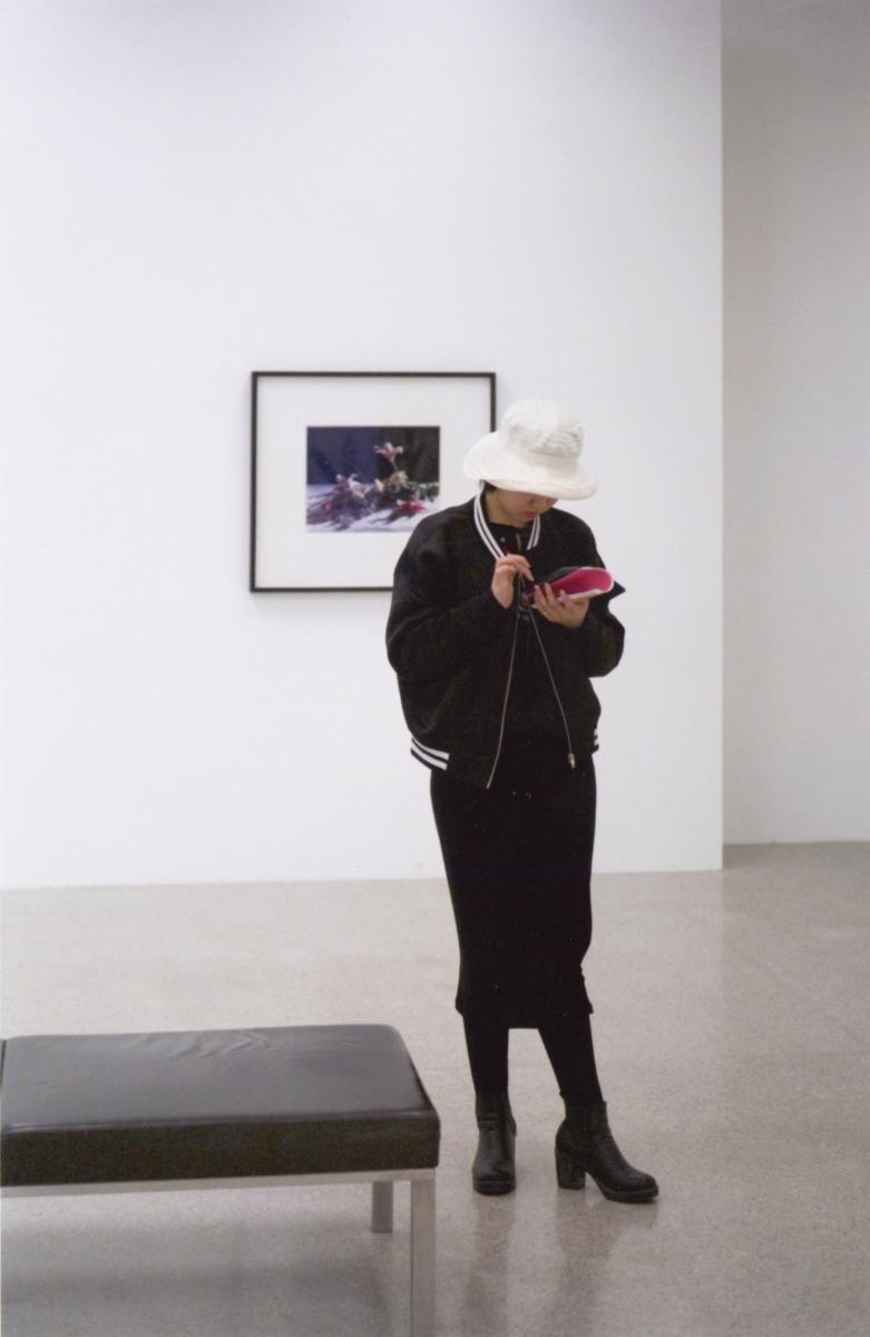 Wolfgang Bender, untitled, MUMOK, Vienna, 2015