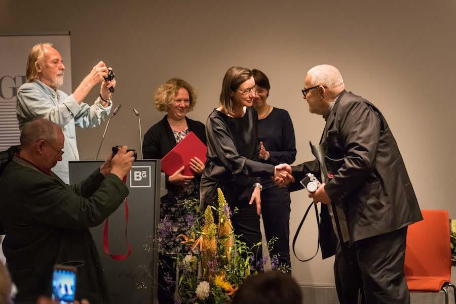 Der litauische Photograph Antanas Sutkus erhält den Dr.-Erich-Salomon-Preis der Deutschen Gesellschaft für Photographie 2017