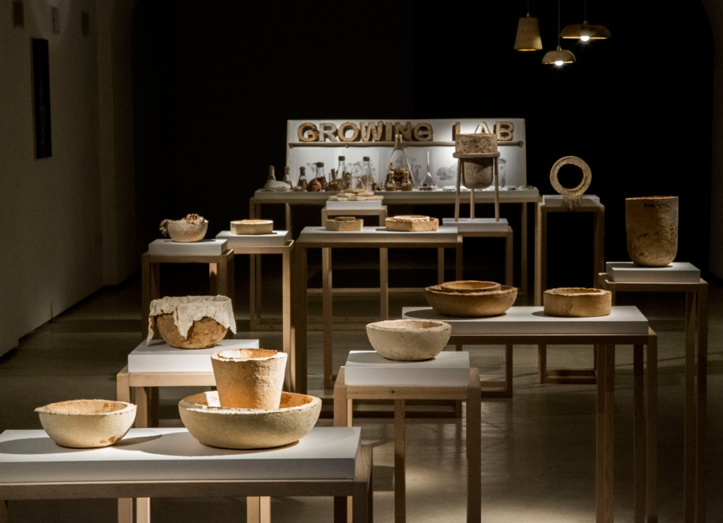 Maurizio Montalti paroda Plastiko ateitis, Fondazione PLART Neapolyje. Kuratorius Marco Petroni.