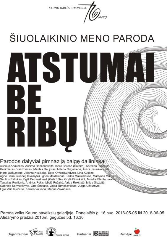 plakatas info