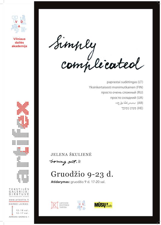 2-plakatas-simply-complicated