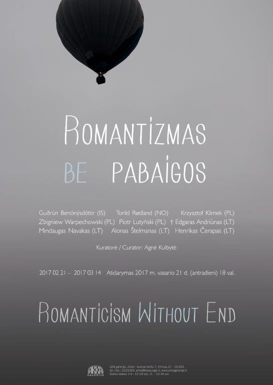 Romantizmas plakatas